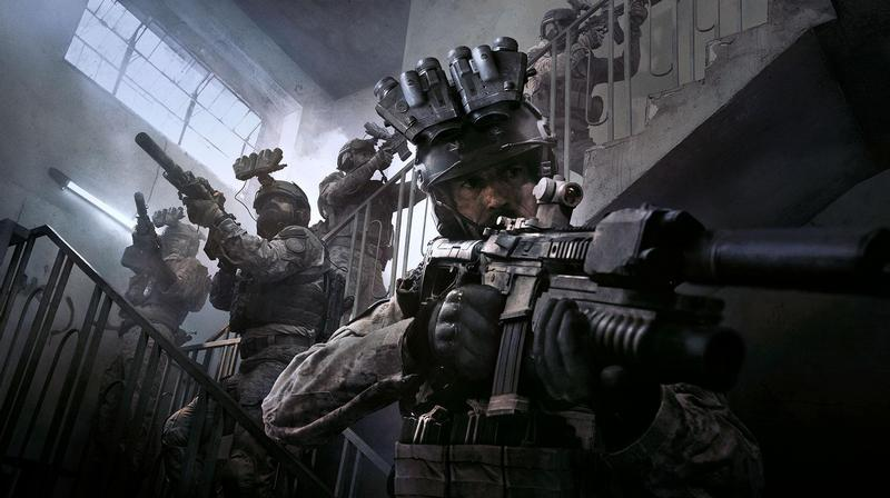 Modern Warfare How To Change Online Character Appearance