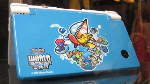 Pokemon World Championships 2009 DSi
