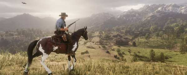 Red Dead Redemption 2,PC规格