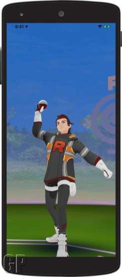 pokemon go, team rocket, leaders