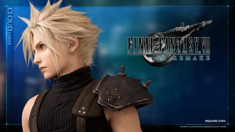 Final Fantasy VII Remake Cloud (6)