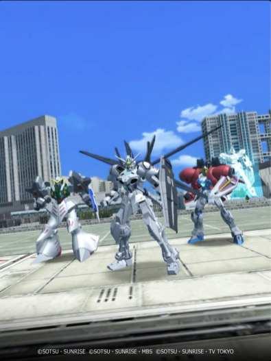 Gundam Battle Gunpla Warfare (4)