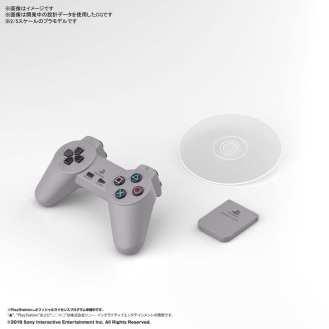 PlayStation Saturn Model Kit Bandai (3)