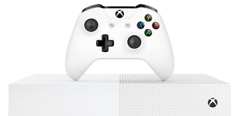 black friday 2019, xbox one deals and discounts, savings, all-digital edition