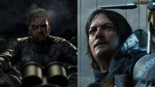death stranding, metal gear solid, hideo kojima, better