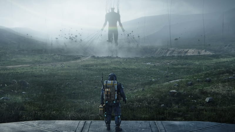 death stranding, patch, notes