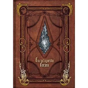 final fantasy, encyclopedia eorzea, jrpg