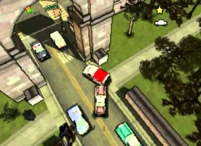 gta, chinatown wars