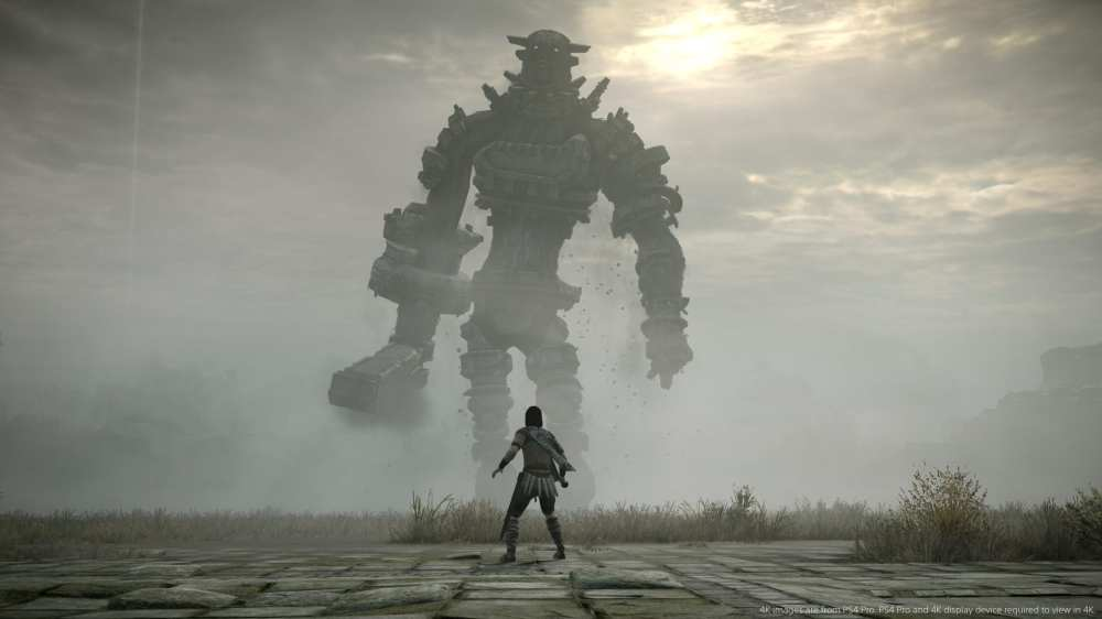 shadow of the colossus, best games to buy ps store end of year sale, psn store sale, discounts, 2019