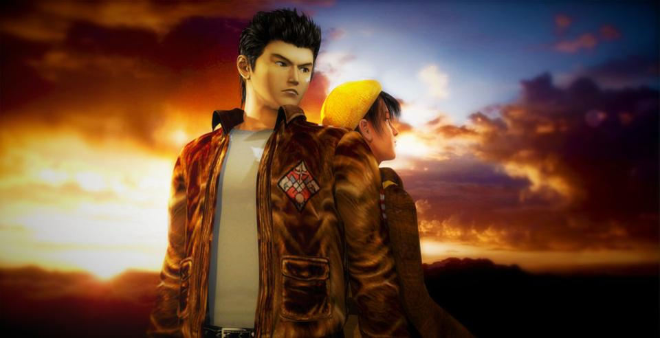 shenmue 3 photo mode, highest-funded kickstarter games of all time