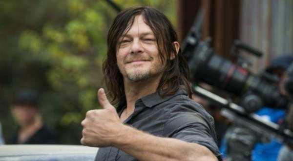 Norman Reedus Walking Dead