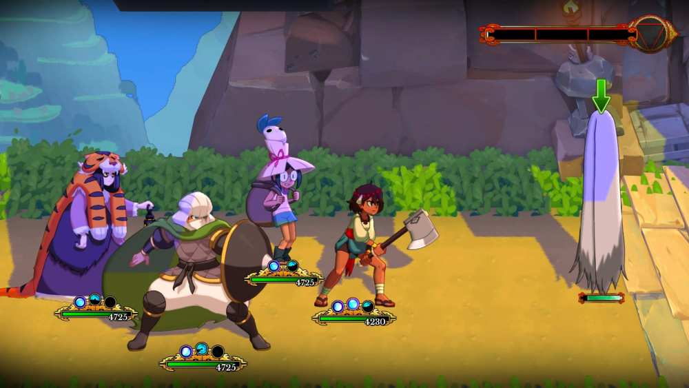 Indivisible, psn store sale, end of year ps store sale, best games to buy, 2019