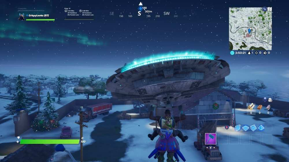 Fortnite The Workshop Location