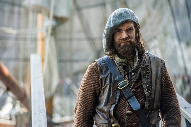 8 Actors Who Should Totally Play Vesemir in the Netflix Witcher Series
