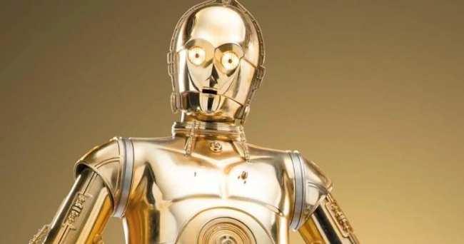 2. C-3PO