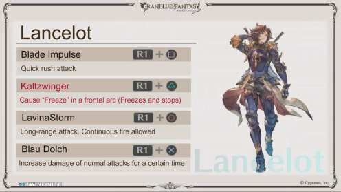 Granblue Fantasy Relink Controls (1)