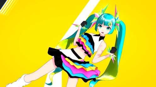 Hatsune Miku Project DIVA Mega Mix (9)