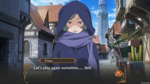 Is It Wrong To Try To Pick Up Girls In A Dungeon (11)