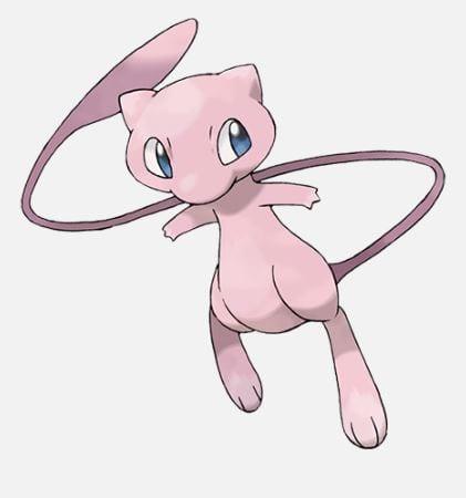 Mew, Pokemon,