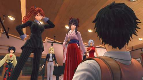 Project Sakura Wars (6)