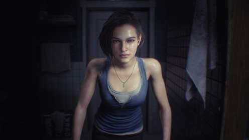 state of play, resident evil 3 remake, screenshots
