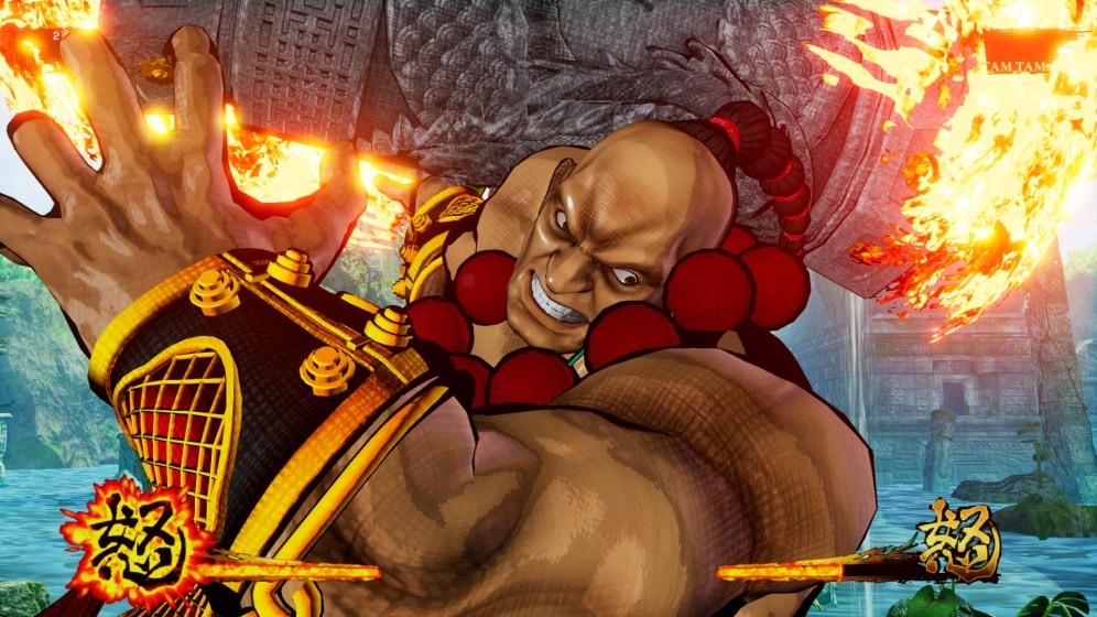 Samurai Shodown Wan-Fu (5)