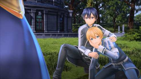 Sword Art Online Alicization Lycoris (18)