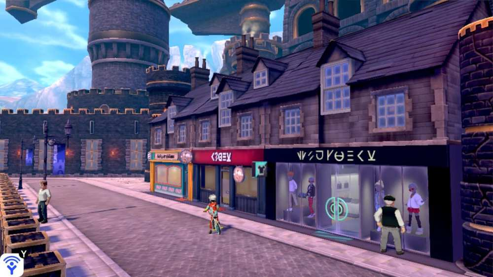 Pokemon Sword and Shield Battle Cafe locations