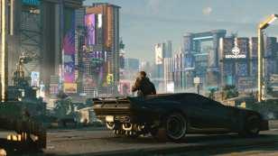cyberpunk 2077 map, open world, how big is cyberpunk