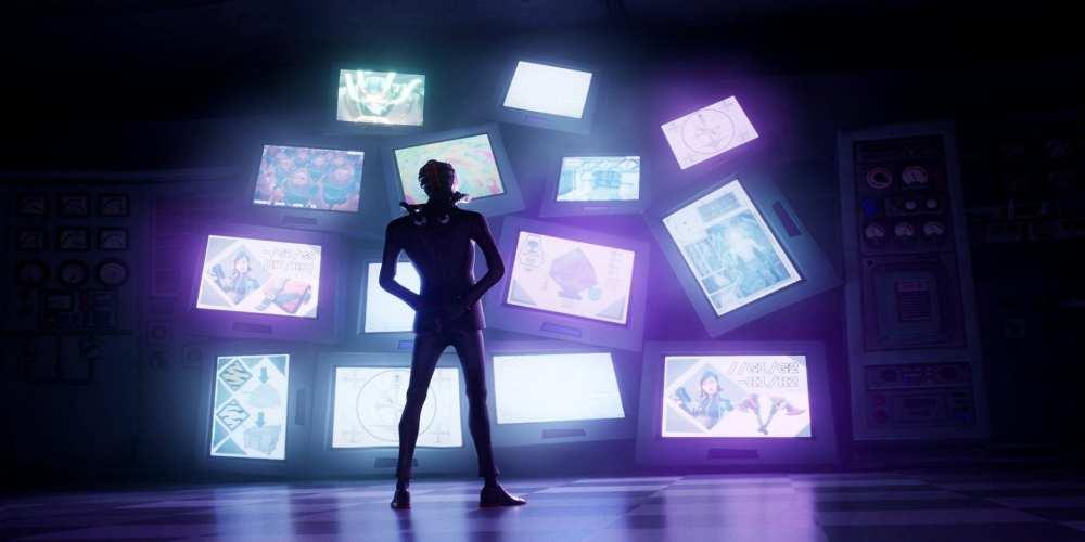 Fortnite Chaos Rising Loading Screen