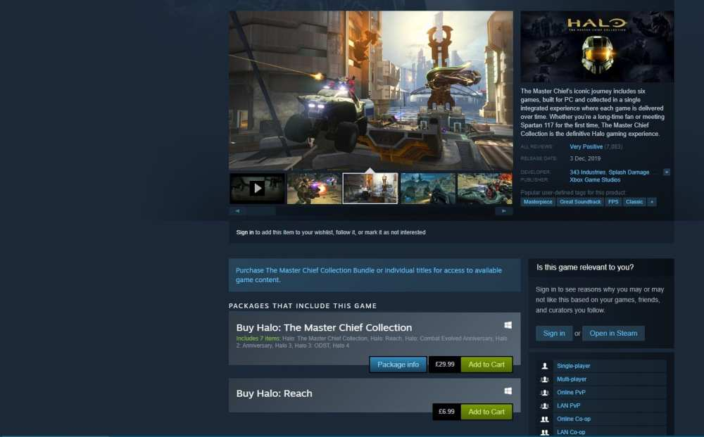 how to get halo reach in master chief collection