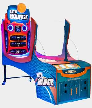 Let's Bounce, worst arcade games