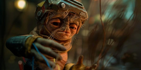 Move Over Baby Yoda, Babu Frik Is the New Cutie of the Star System