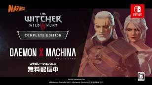 daemon x machina, witcher 3