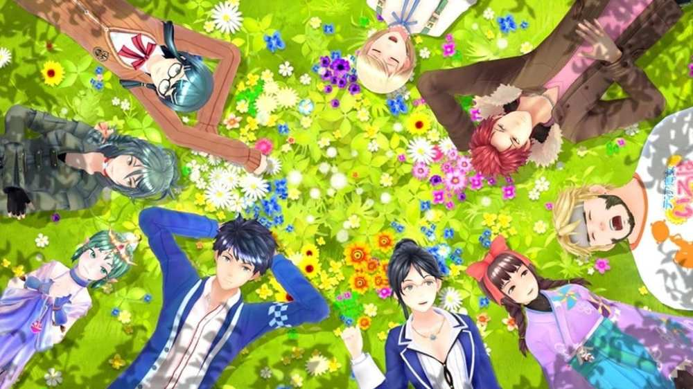 Tokyo mirage sessions encore English voices