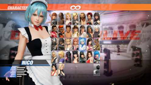 Dead or Alive 6 (60)