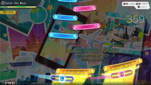 Hatsune Miku Project DIVA Mega Mix (5)