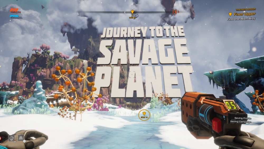 journey to the savage planet tips