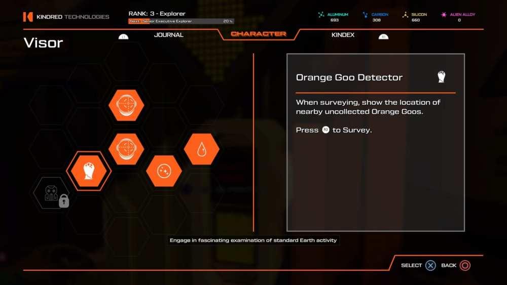 journey to the savage planet orange goo