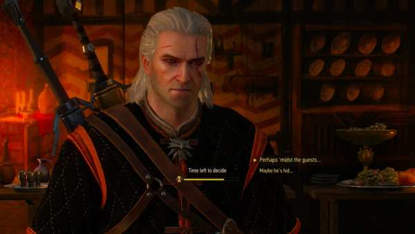 The Play's the Thing Witcher