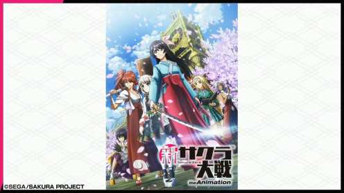 Project Sakura Wars Anime (6)