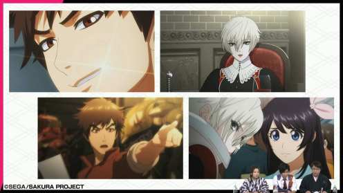 Project Sakura Wars Anime (8)
