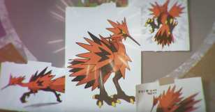galarian forms, legendary birds, pokemon, zapdos, articuno, moltres
