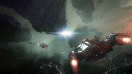 Star citizen Drake Cutlass RED (1)