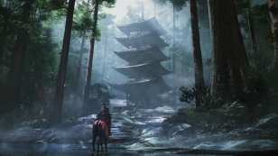 new series, big new ips, ghost of tsushima, next generation