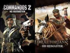 commandos, praetorians