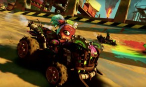 Crash Team Racing Nitro-Fueled Rustland Grand Prix