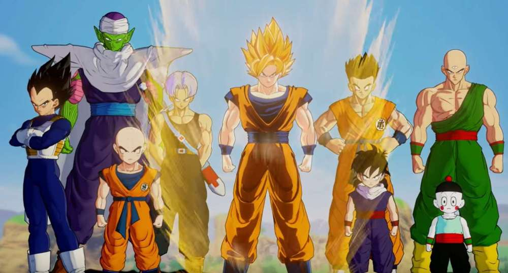 Dragon Ball Z Anime Plot Tiwst