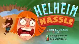 helhaim hassle, perfectly paranormal