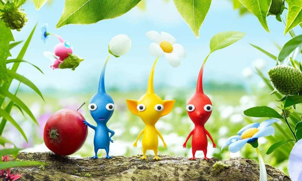 4 Things You Should Know Before Starting Pikmin 3 Deluxe